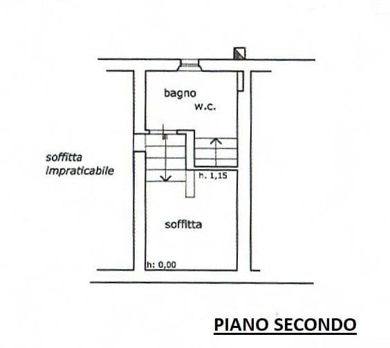 PLNANIMETRIA PIANO SECONDO