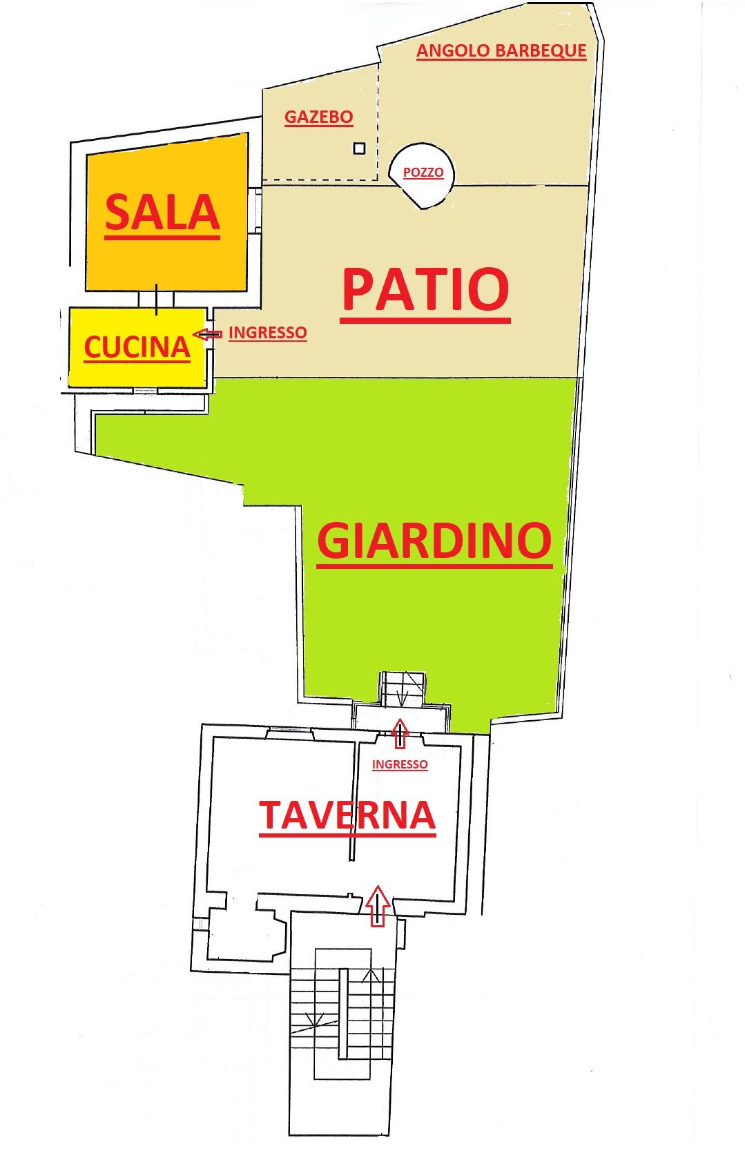 PLANIMETRIA GENERICA GIARDINO